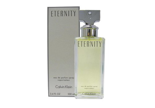 Calvin Klein Eternity For Women edp spray 100ml