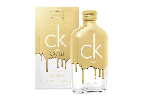 Calvin Klein CK One Gold edt spray 100ml