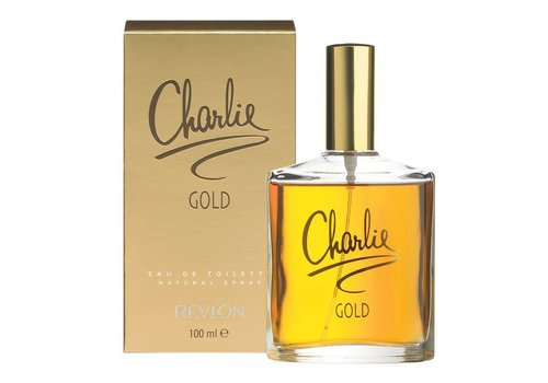 Revlon Charlie Gold edt spray 100ml