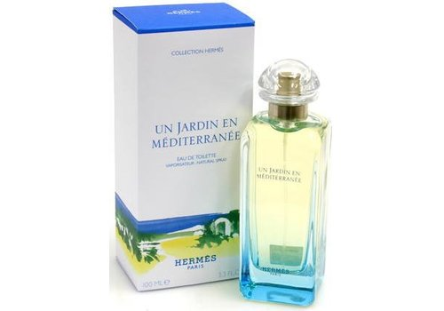 Hermes Un Jardin En Mediterranee edt spray 100ml