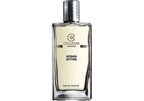Collistar Uomo Acqua Attiva For Men Edt 100ml