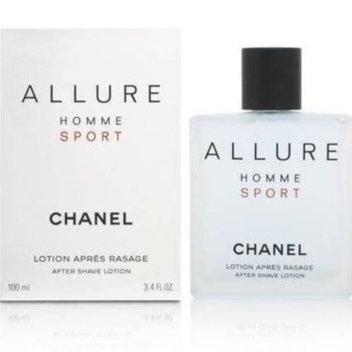 Chanel Allure Homme Sport after shave lotion 100ml