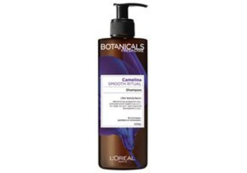 Botanical Shampoo 400 ml Camelina Smoot