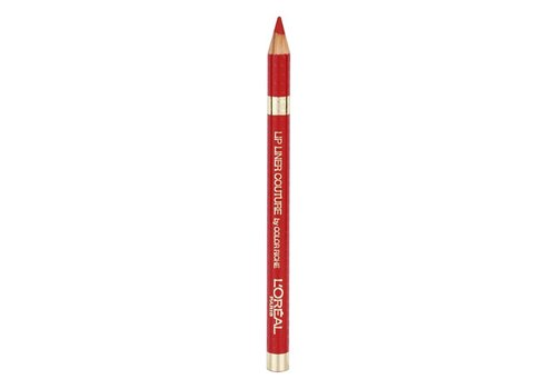 L'oreal Lipliner Couture 461 Scarlet Red