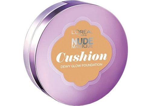 L'oreal Foundation Nude Mag. Cushion 07