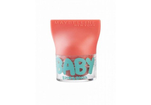 Maybelline Baby Lips Balm&Blush 1 Peach