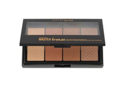 Maybelline Blush Palette Master Bronz 20