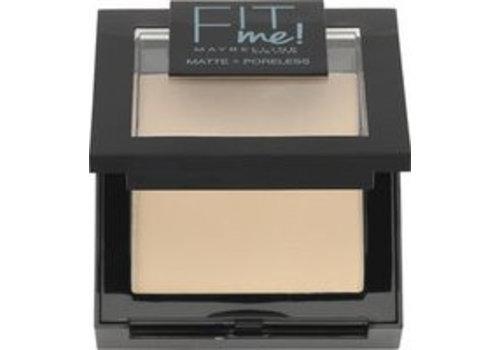 Maybelline Foundation Fit Me M+P 120