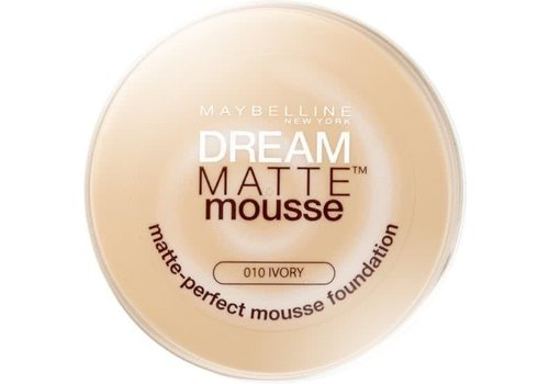 Maybelline Foundation Dream Mousse 10