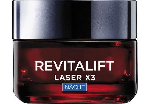 L'oreal Skin Revitalift Laser X3 Nacht