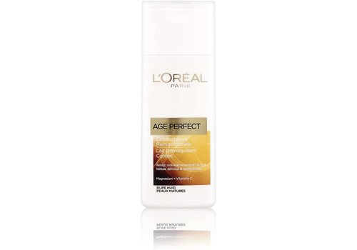 L'oreal Skin Age Perfect Reinigingsmelk