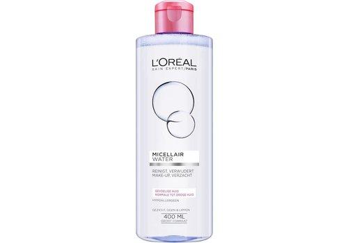 L'oreal Skin Micellair Water 400ml Gev