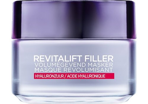 L'oreal Skin  Revitalift Filler Masker