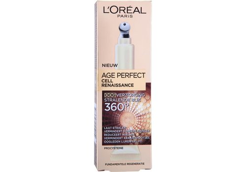 L'oreal Skin Age Perf.Cell Renais Oogver