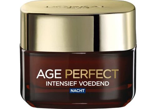 L'oreal Skin Age Perf.Intensief Nacht
