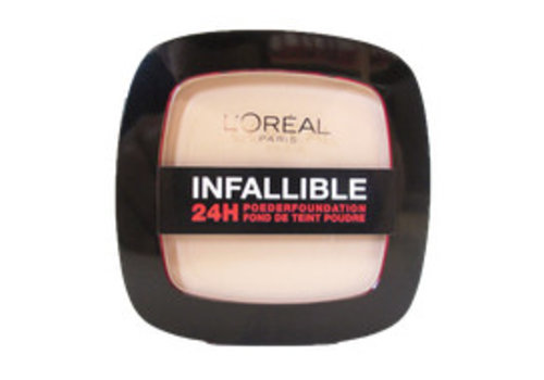L'oreal Foundation Infallible Poeder 160