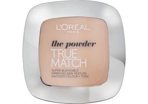 L'oreal Foundation True Match Powder W7