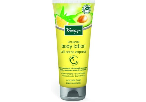 Kneipp Body Lotion 200 ml Seconde Citroe