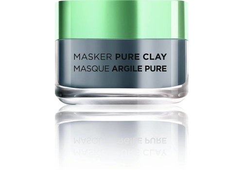 L'oreal Skin Masker Pure Clay Detox