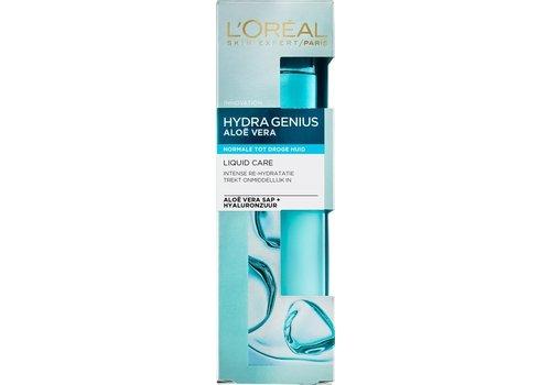 L'oreal Skin Hydra Genius Water Droge Huid