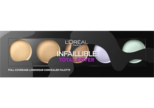 L'oreal Concealer Infaillible Total Covr