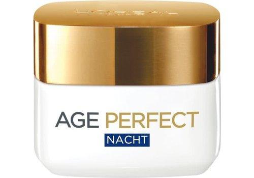 L'oreal Skin Age Perfect Nachtverzorging