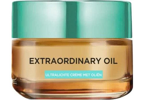 L'oreal Skin ExtraOrd.Oil Creme Normale