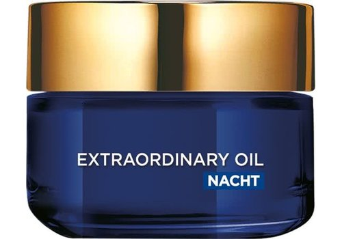 L'oreal Skin ExtraOrd.Oil Nacht Maskercr