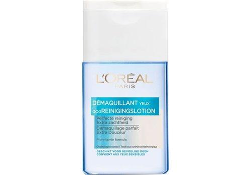 L'oreal Skin Oogreinlotion 125 ml Gevoel