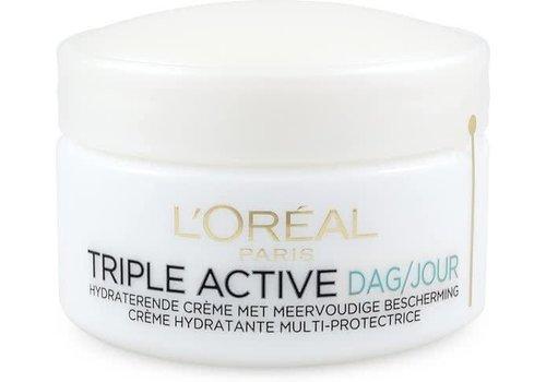 L'oreal Skin Triple Active Dagcreme Norm