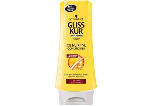 Gliss Conditioner 200 ml Oil Nutritive