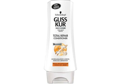 Gliss Conditioner 200 ml Total Repair 19