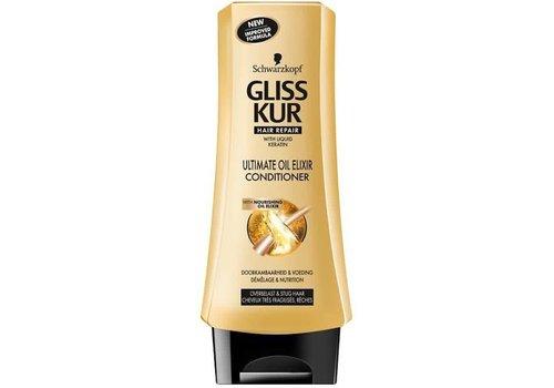 Gliss Conditioner 200 ml Ultim. Oil Elix