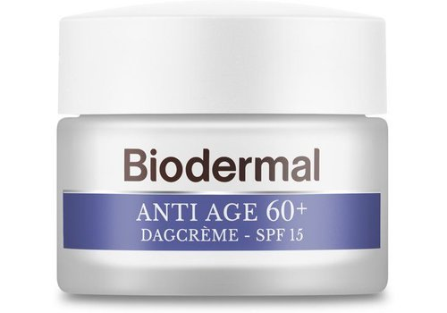 Biodermal Anti-Age 60+ Dagcreme 50 ml
