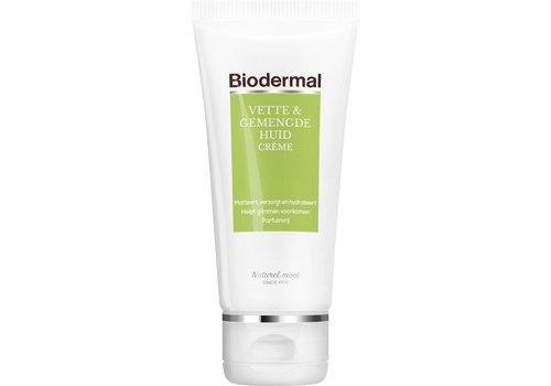 Biodermal Vette & Gemengde Huid Creme