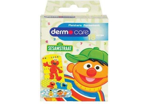 Dermo Care Pleisters Sesamstr.