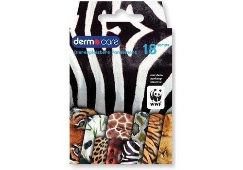 Dermo Care Pleisters WNF Safari