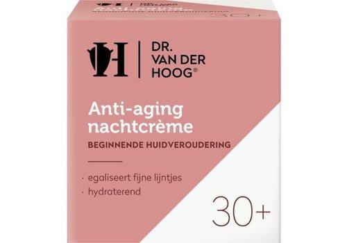 Dr. vd Hoog Anti Aging Nachtcreme 30+