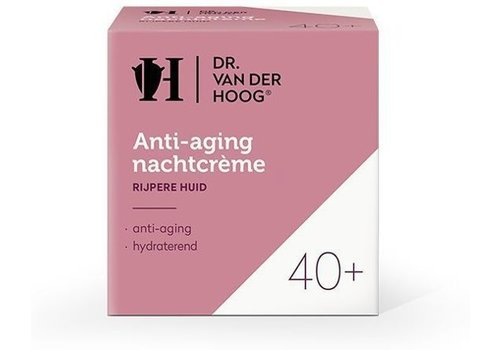 Dr. vd Hoog Anti Aging Nachtcreme 40+
