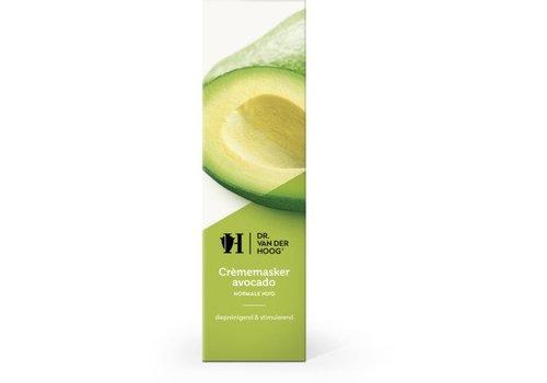Dr. vd Hoog Masker Creme 10 ml Avocado