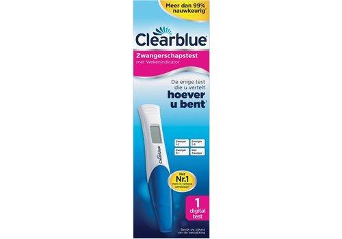 Clear Blue Zwangerschapstest Digital 1st