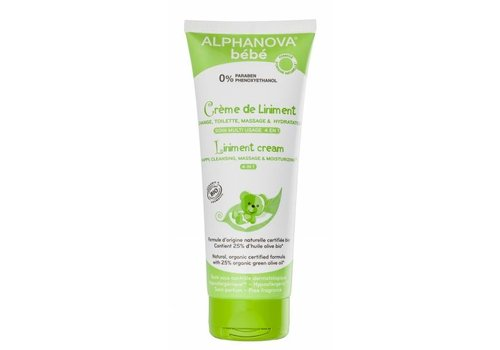 ALPHANOVA BABY Liniment Cream 4in1 200ml