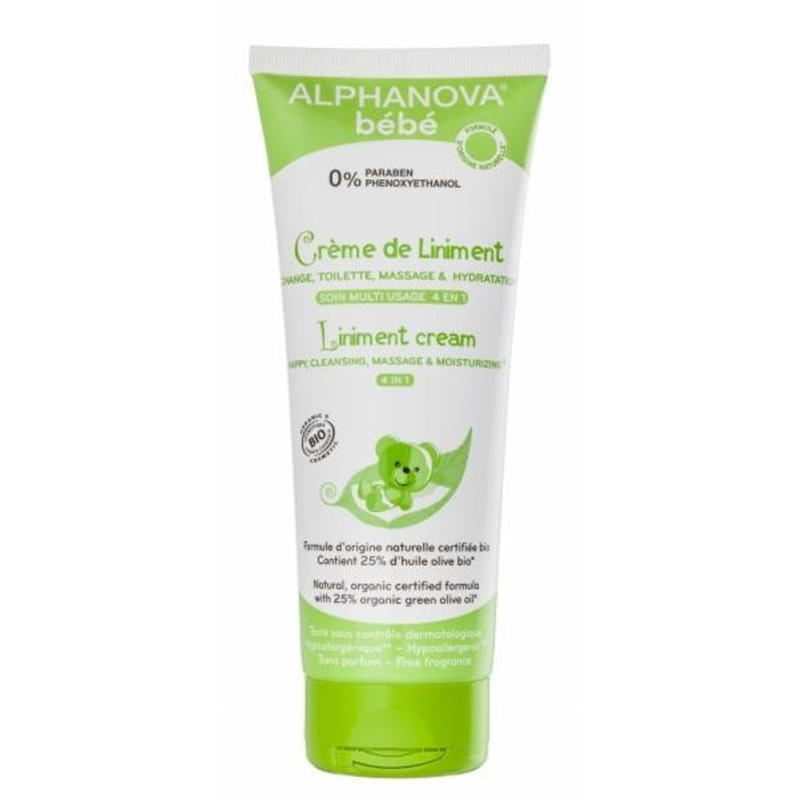 ALPHANOVA BABY Liniment Cream 4in1 200ml