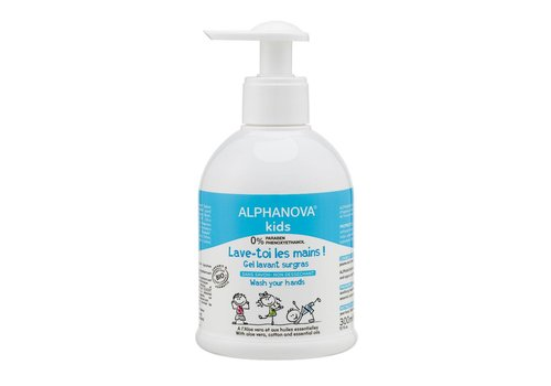 ALPHANOVA KIDS BIO Wash your Hands 300ml