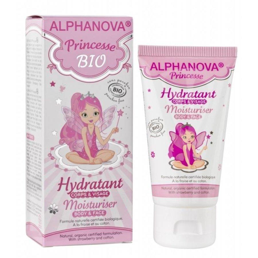 ALPHANOVA KIDS BIO Moisturising Cream Princesse 50ml-1