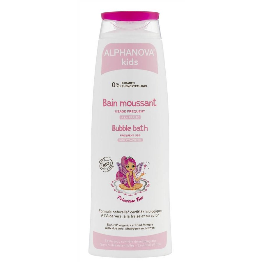 ALPHANOVA KIDS Bubble Bath Princess 250ml-1