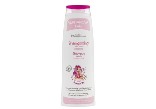 ALPHANOVA KIDS BIO Shampoo Princess 250ml