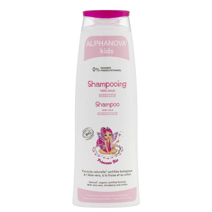 ALPHANOVA KIDS BIO Shampoo Princess 250ml-1