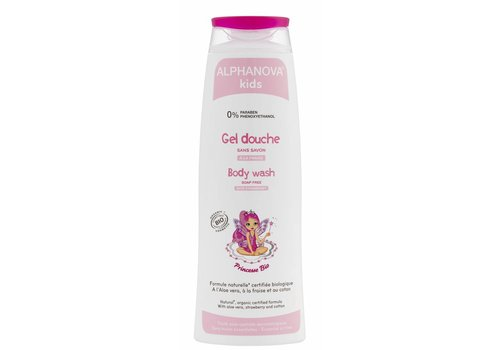 ALPHANOVA KIDS BIO Body Wash Princess 250ml