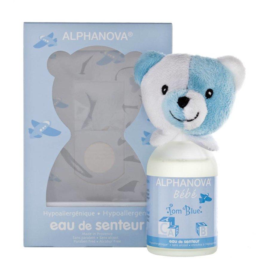 ALPHANOVA BABY PERFUME for boys -Tom Blue 100ml